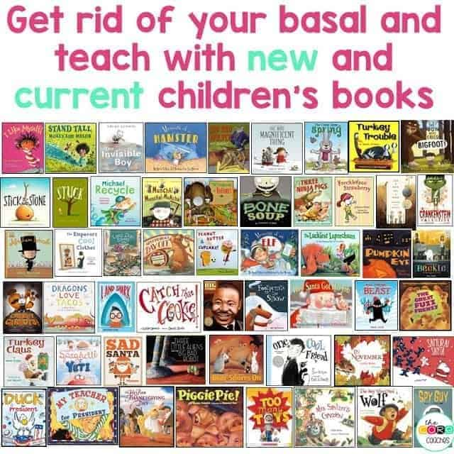 Interactive Read Aloud Lesson Plan to Meet Standards