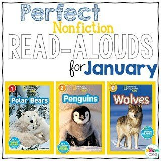 Informational Text For Elementary: Winter Bundle #2