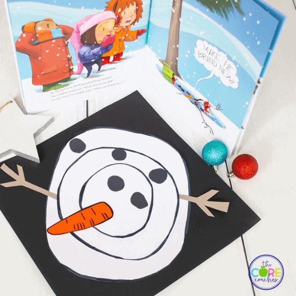 December Read Alouds For Kindergarten + 1st Grade