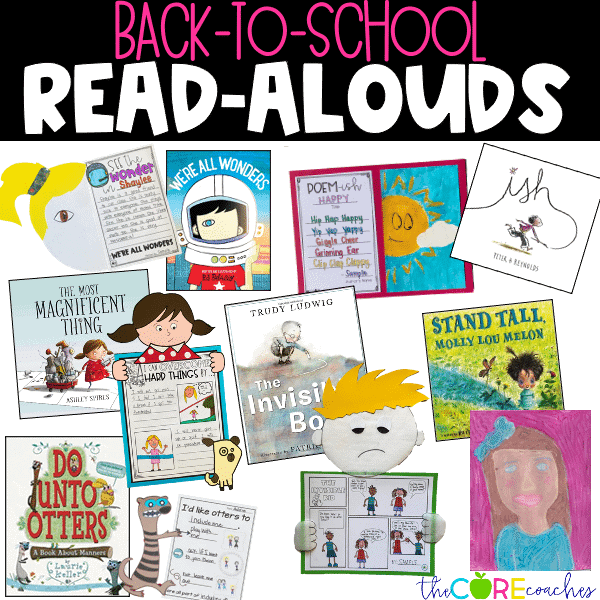 6 Must-Read Back To School Read-Alouds To Build Classroom Community