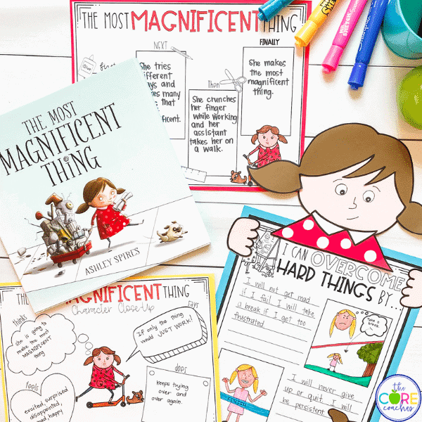 The Most Magnificent Thing Interactive Read-Aloud