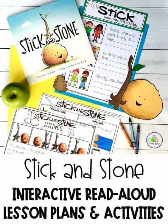 Stick And Stone Interactive Read-Aloud