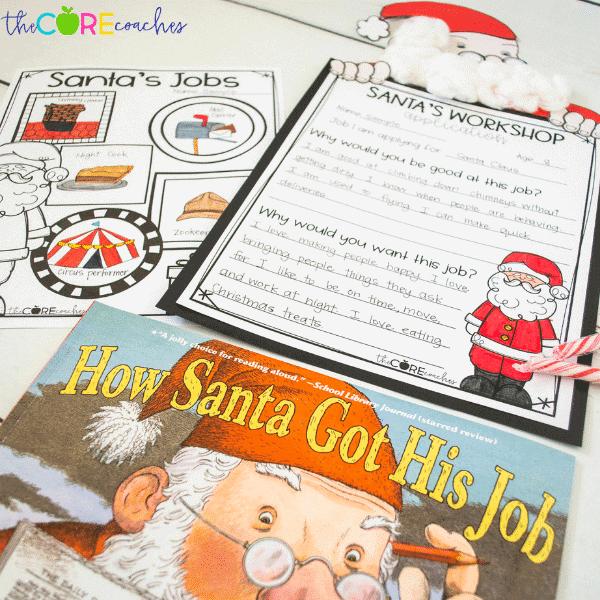 how santa got his job craft