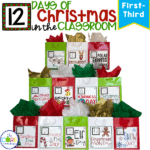 Christmas Activities   12 Day Countdown   Christmas Crafts 1-3