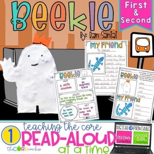 The Adventures Of Beekle Digital Read-Aloud
