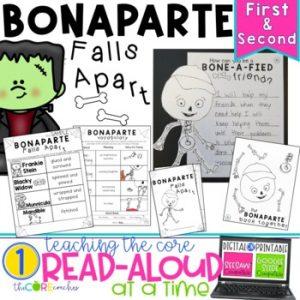 Bonaparte Falls Apart Digital Read-Aloud