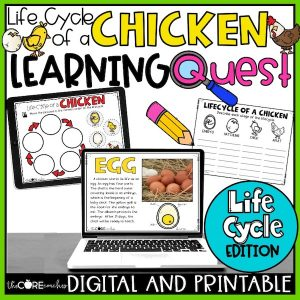 DIGITAL LIFE CYCLE OF A CHICKEN SELF-DIRECTED RESEARCH