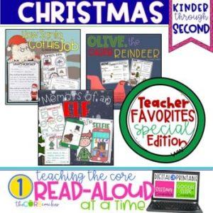Christmas Read-Alouds Bundle