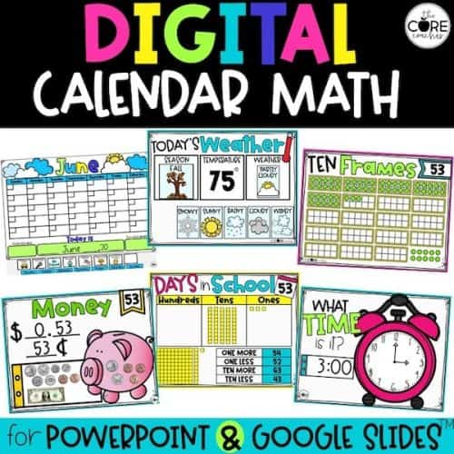 DigitalCalendarMath