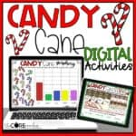 Candy Cane Themed Digital Activities