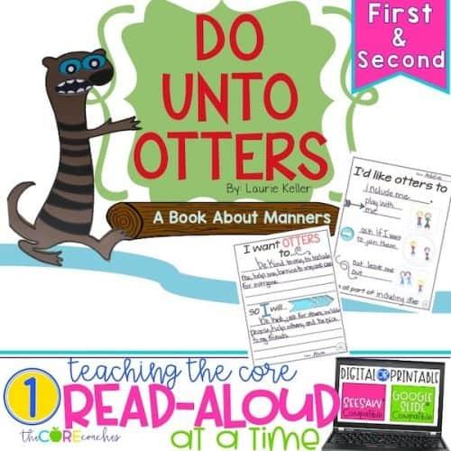 Do Unto Otters Digital Read-Aloud With Google Slides
