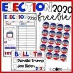 Election freebie cover