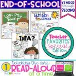 End Of Year Read-Alouds Bundle