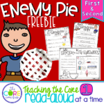 Enemy pie cover