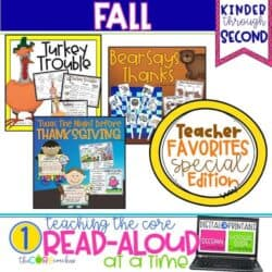 Fall Themed Read-Alouds Bundle