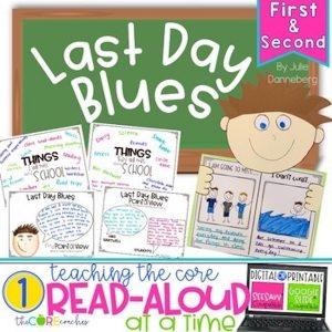 Last Day Blues Read-Aloud