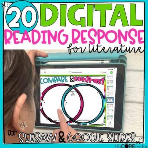 Digital Reading Response