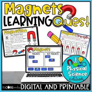 Magnets Learning Quest