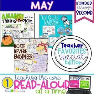 Spring Read-Alouds Bundle