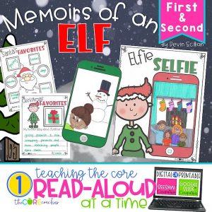Memoirs Of An Elf Digital Read-Aloud
