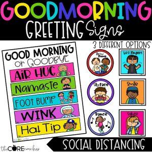 MorningGreetingSigns