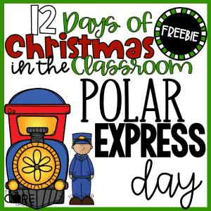 Polar Express Day Freebie Cover