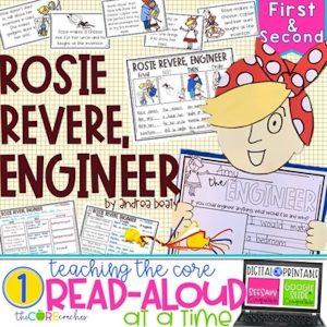 Rosie Revere Engineer Digital Read-Aloud