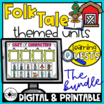 Fairy Tale Learning Quest Bundle