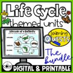Life Cycles Of Animal Lesson Plan Bundle