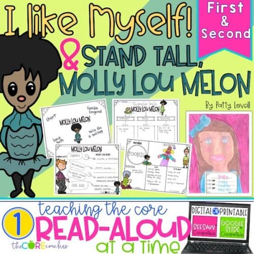 Stand Tall Molly Lou Melon Digital Read-Aloud