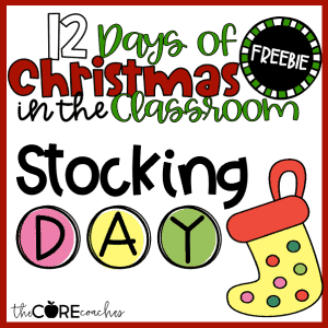 Stocking Day Freebie Cover