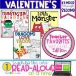 Valentine's Day Read-Alouds Bundle