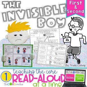 The Invisible Boy Digital Read-Aloud