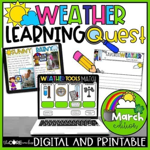 WeatherLearningQuest