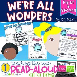 Wonders Digital Read-Aloud