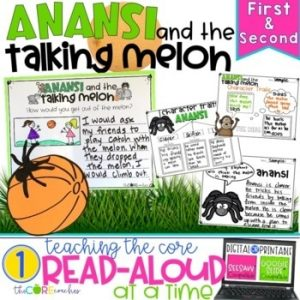 Anansi And The Talking Melon Digital Read-Aloud