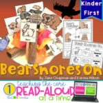Bear Snores On Interactive Read-Aloud Lesson Plans And Activities