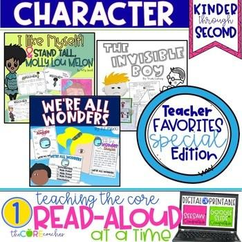 Character Education Digital Read-Alouds Bundle