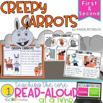 Creepy Carrots Interactive Read-Aloud