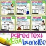 Paired Text Mega Bundle