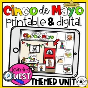 Cinco De Mayo Lesson Plans And Activities