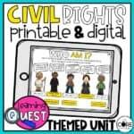 Civil Rights Learning Quest