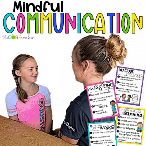 Mindful Communication Activities