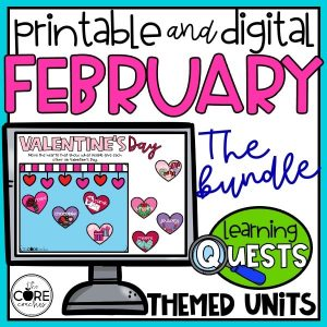February Learning Quest Bundle