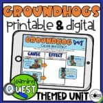Groundhogs Day Lesson Plan