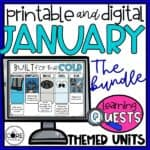 January Learning Quest Bundle