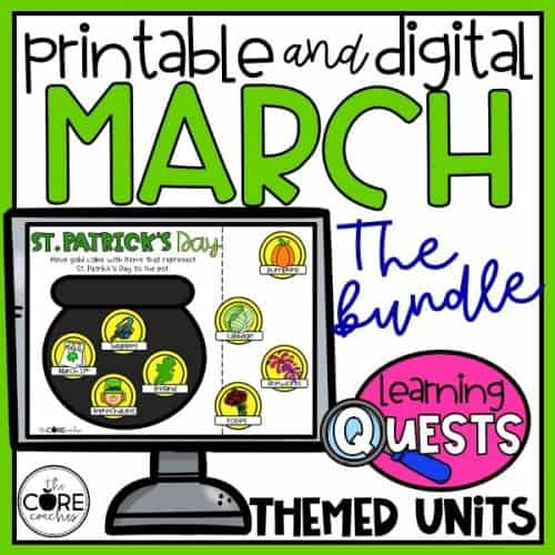 Spring Learning Quests Bundle
