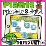 Plants Learning Quest