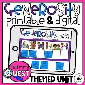 Digital Generosity Activities