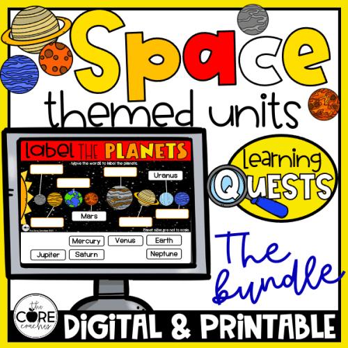 Space Activities Bundle